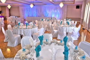 Chicago wedding banquet wedding reception facility